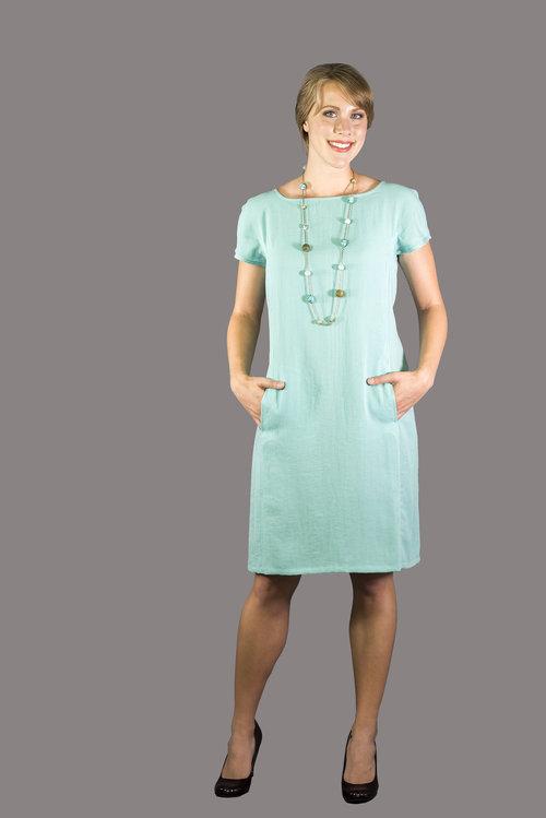 AAD199 - Cap Sleeve Dress