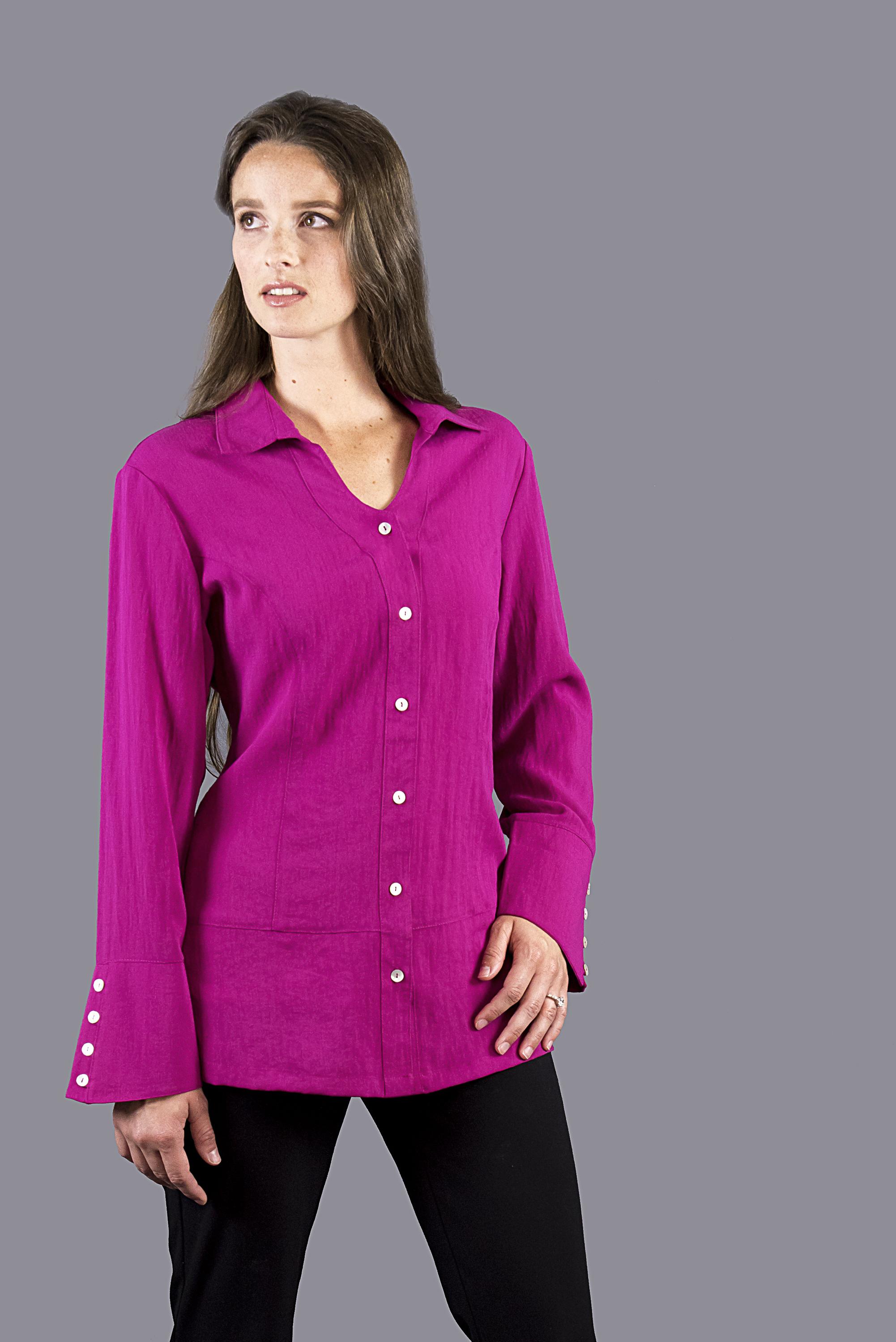AA140 - Embellished Blouse