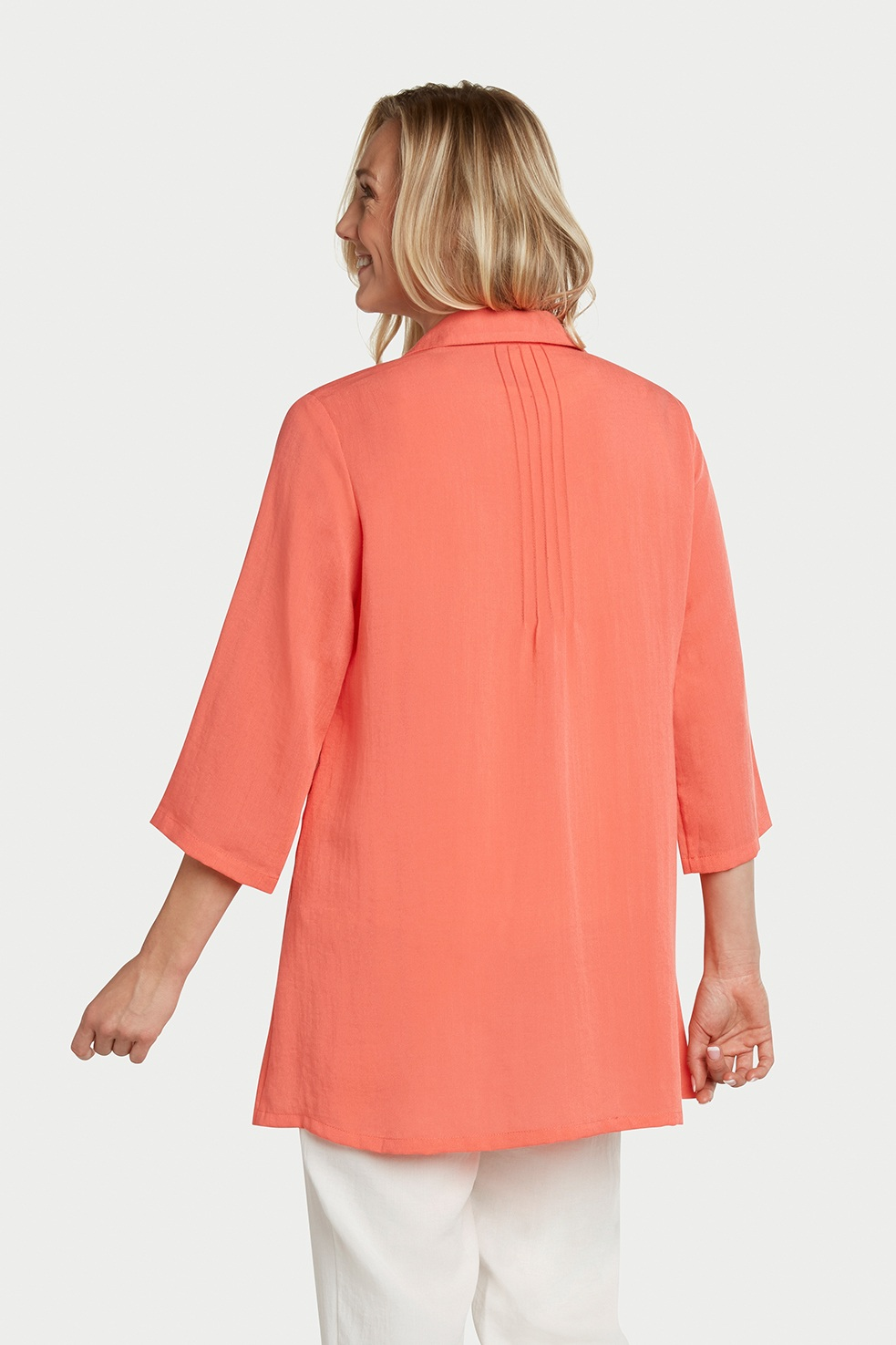 AA206 - Front/Back Pleat Tunic