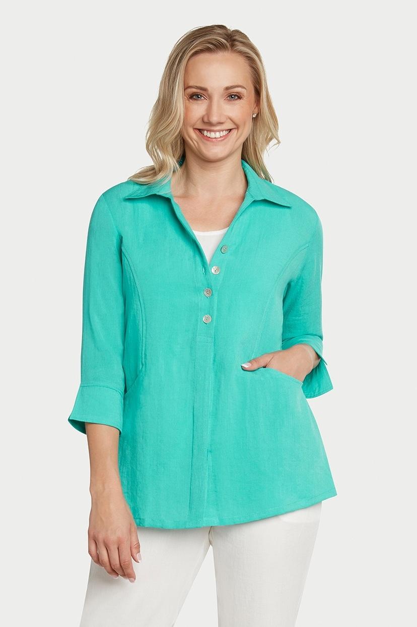 AA267 - Scoop Pocket Shirt