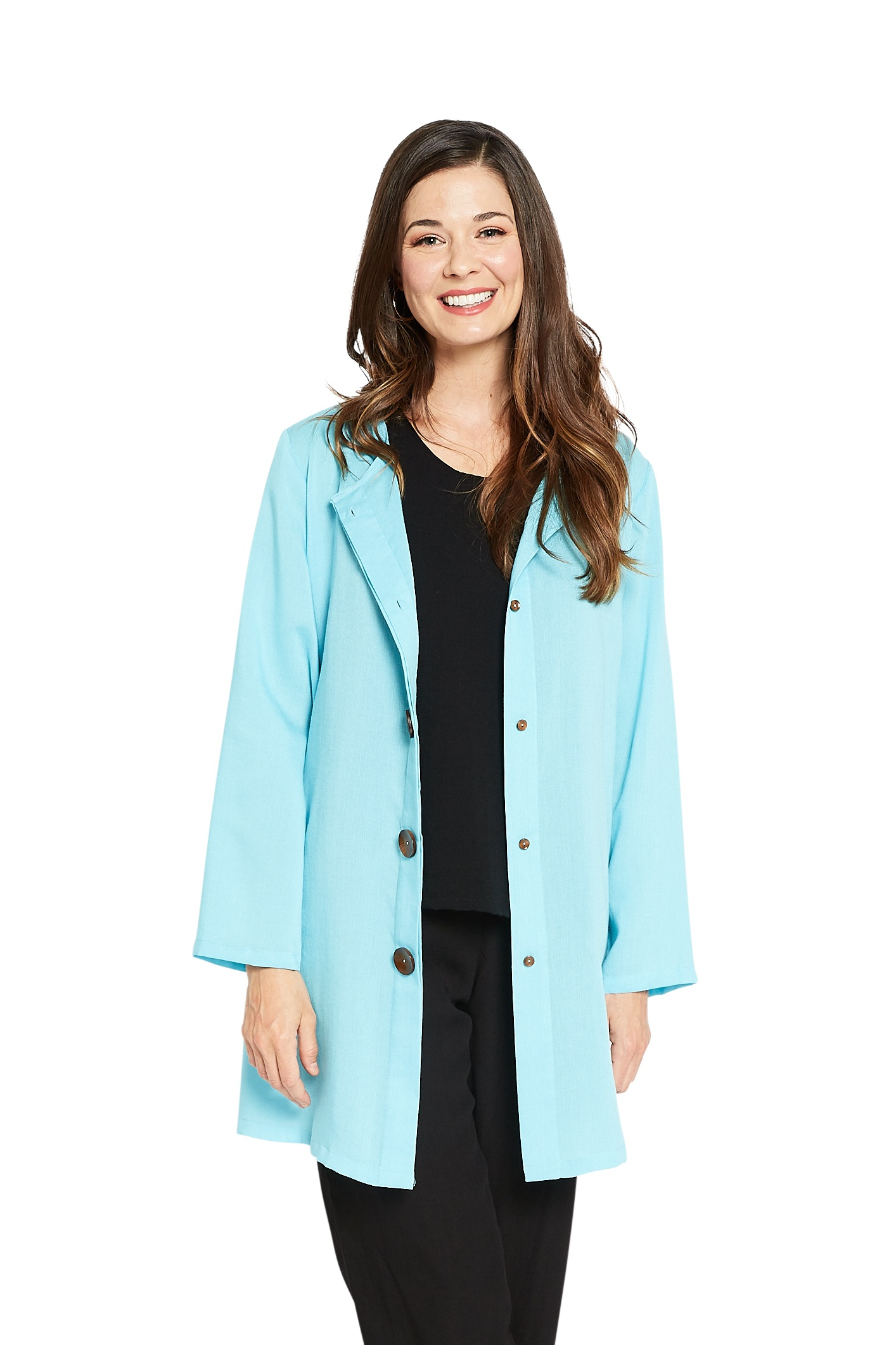 AA320 - Peggy Duster Jacket
