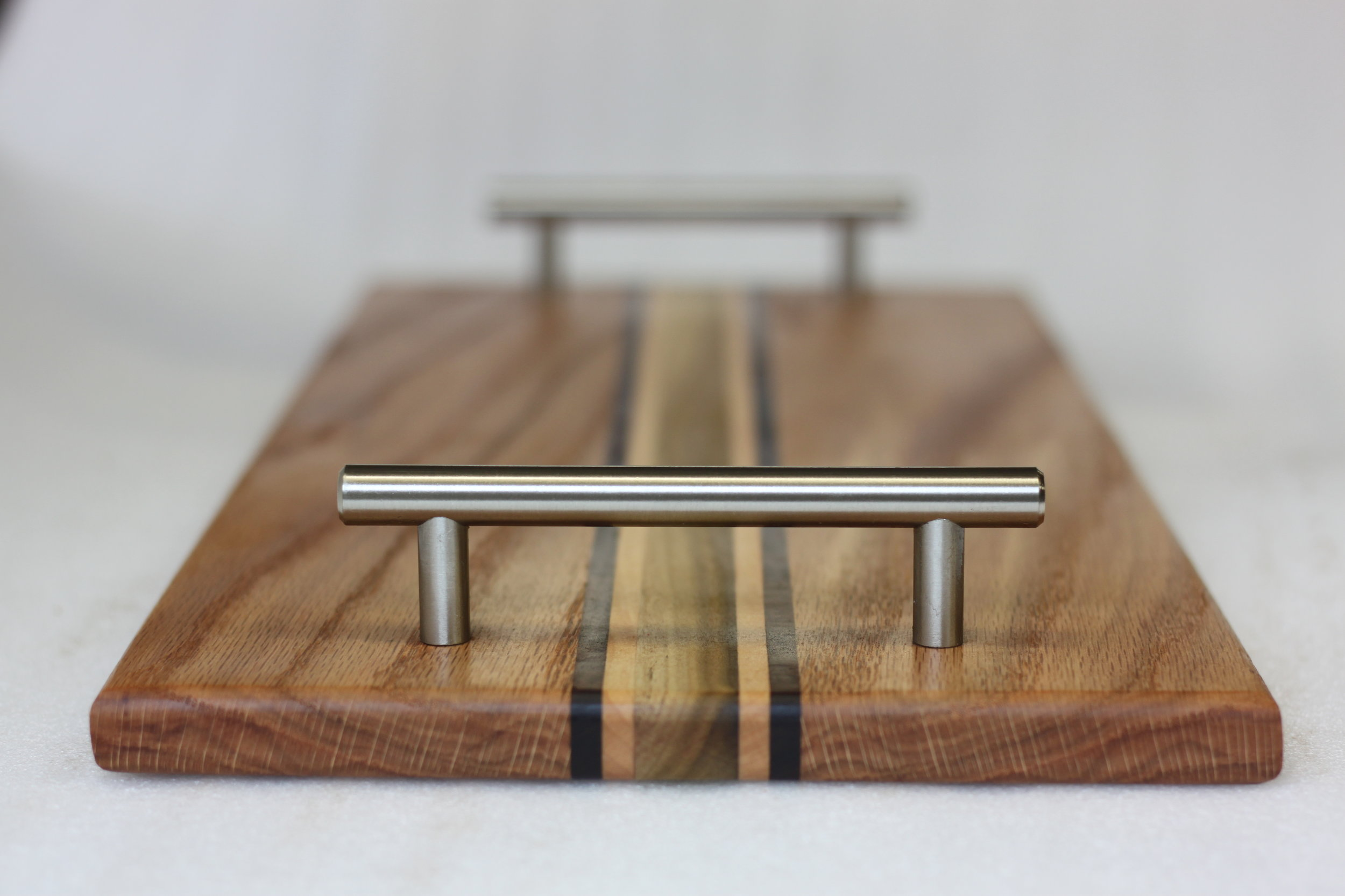 Small Serving Tray with handles