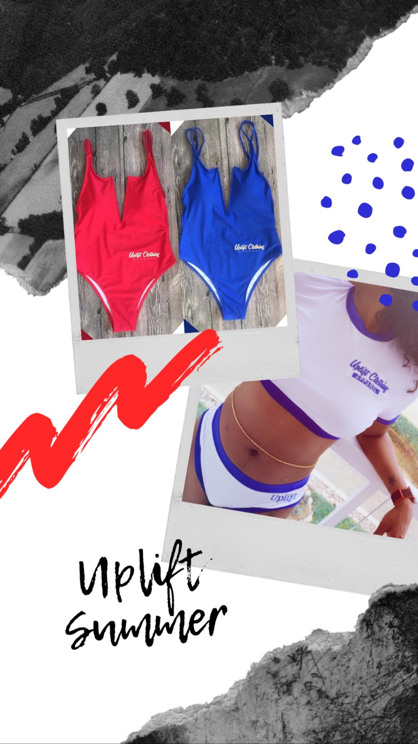 UPLIFT SUMMER - CHECK OUT OUR SWIMWEAR LINE