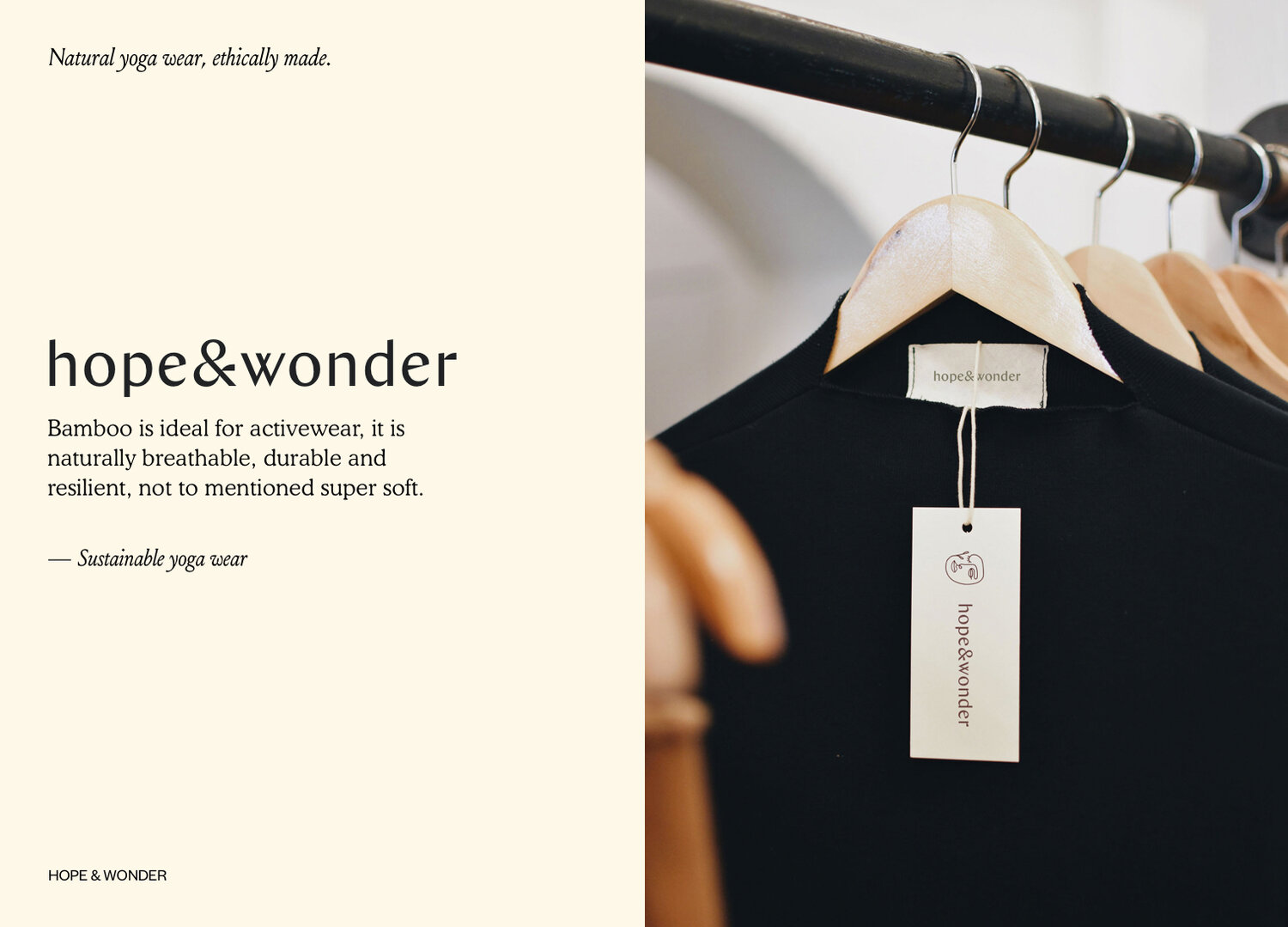 Sustainable Yoga Wear made for Conscious and Holistic Living | Betsy and Francis | Ethical Design Agency.jpg
