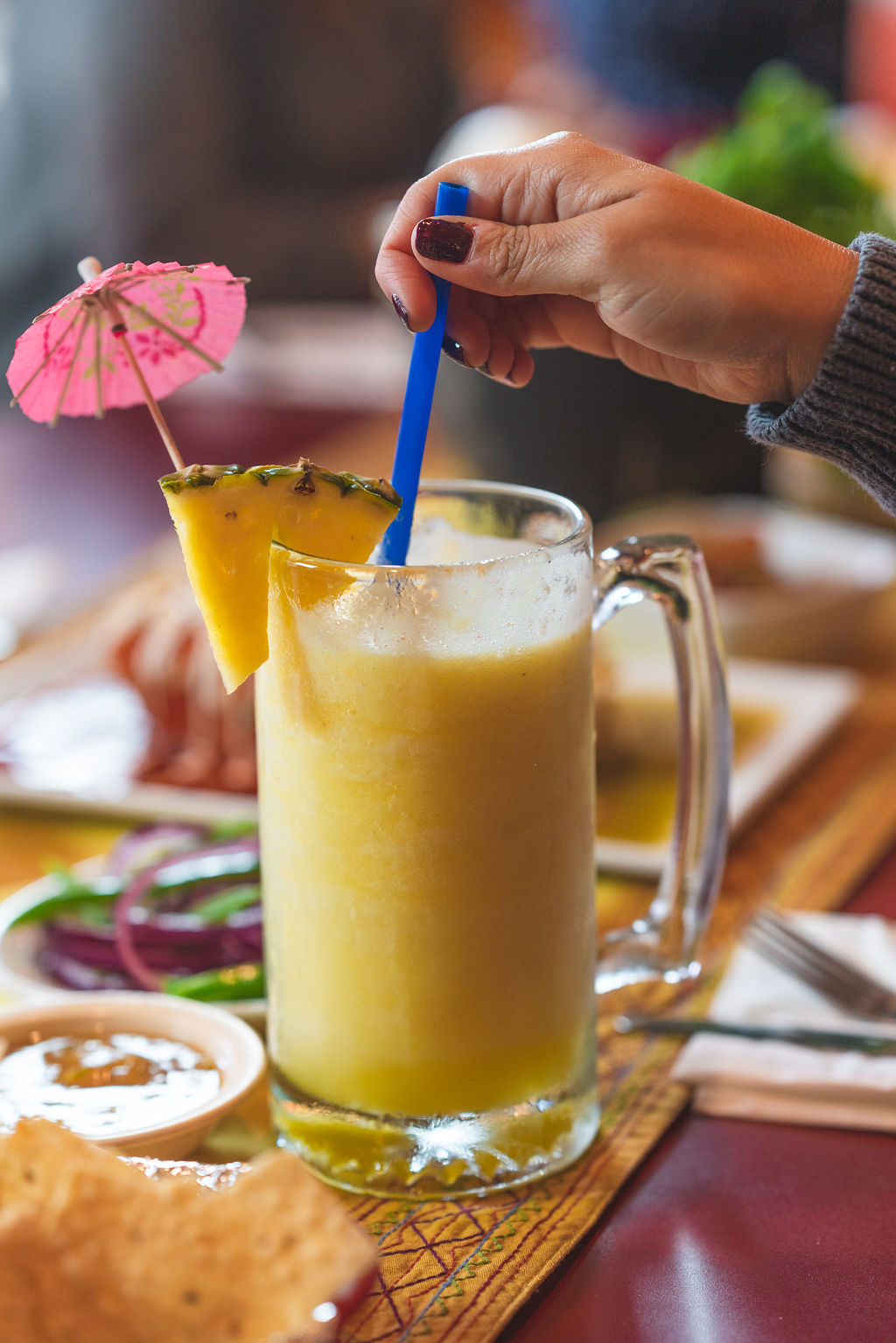 We can Beat the AZ heat - With the help of our unrivaled non-alcoholic specialty drinks, always made from scratch when you order.