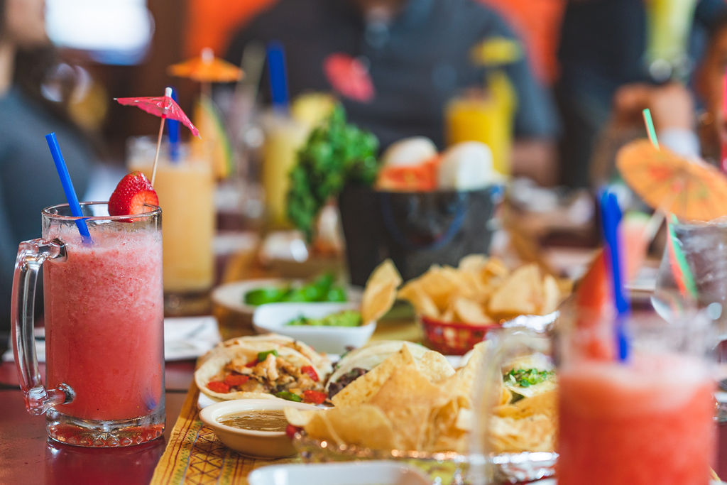 So Why Us? - Many ask what the difference is between Los Reyes and other Mexican food restaurants…