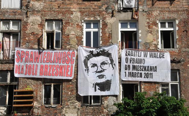 La palazzina di via Nabielaka dove viveva Jolanta Brzeska. (Foto dal web)