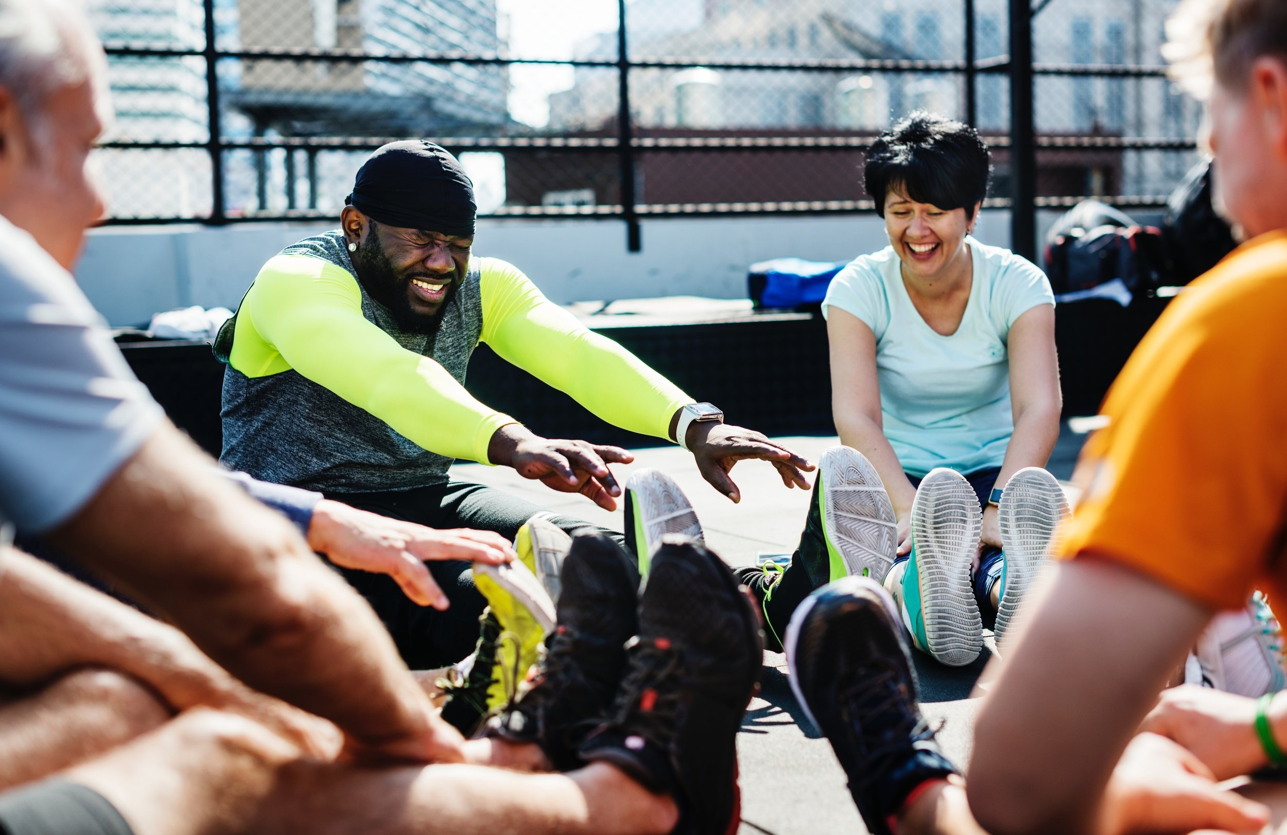 Throughout King County, a large majority of adults do not get sufficient physical activity. -