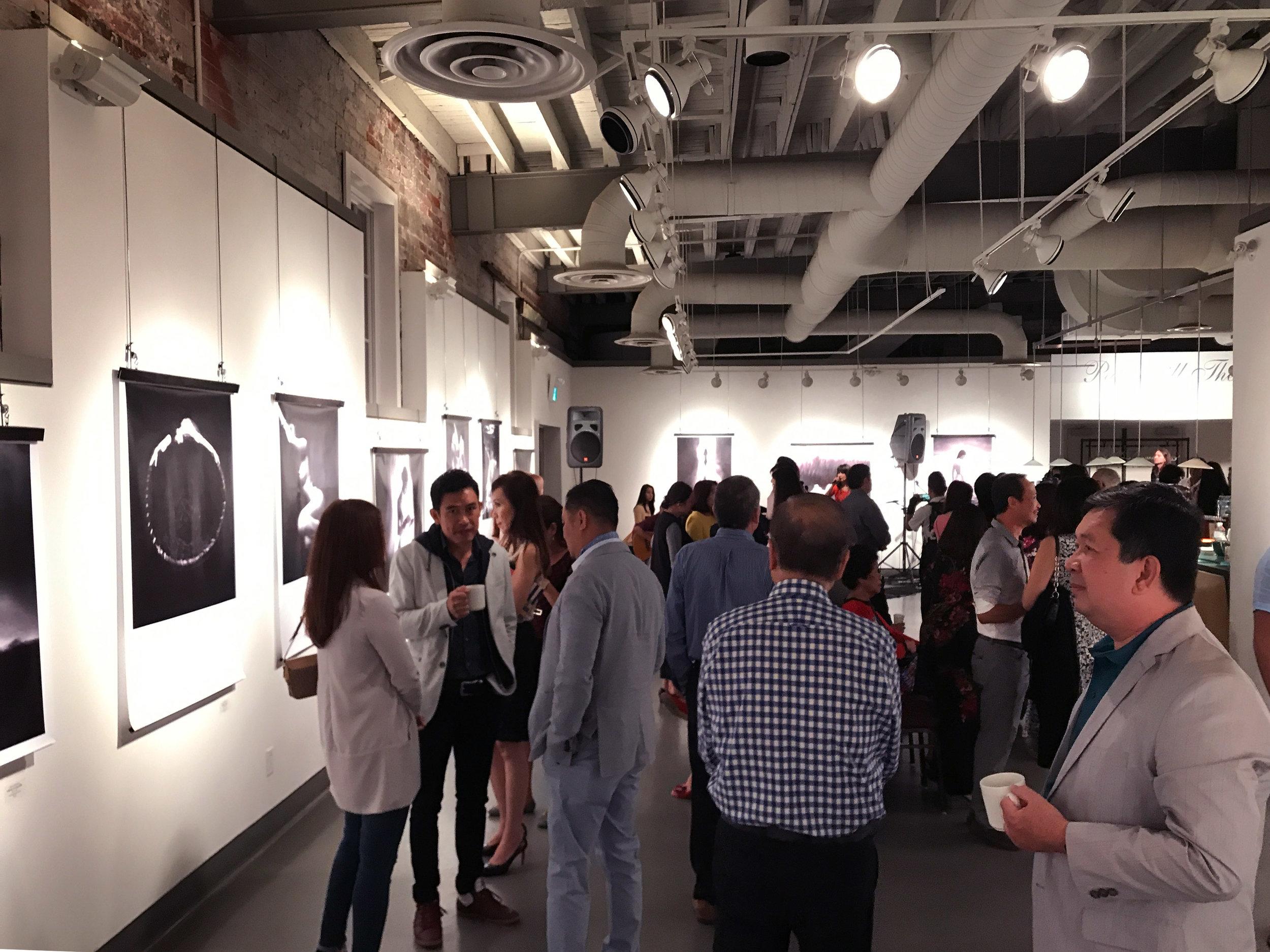 ao trang exibition opening night 17jpg