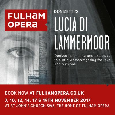 Lucia di Lammermoor - November 2017
