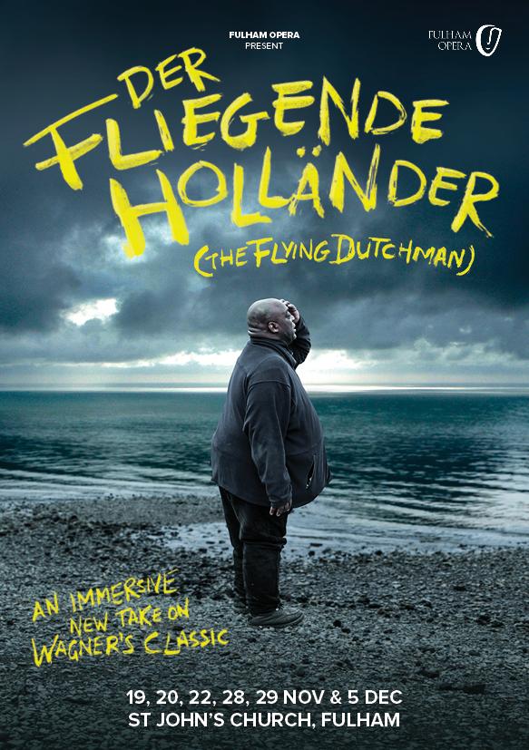 Der fliegende Holländer - November-December 2015