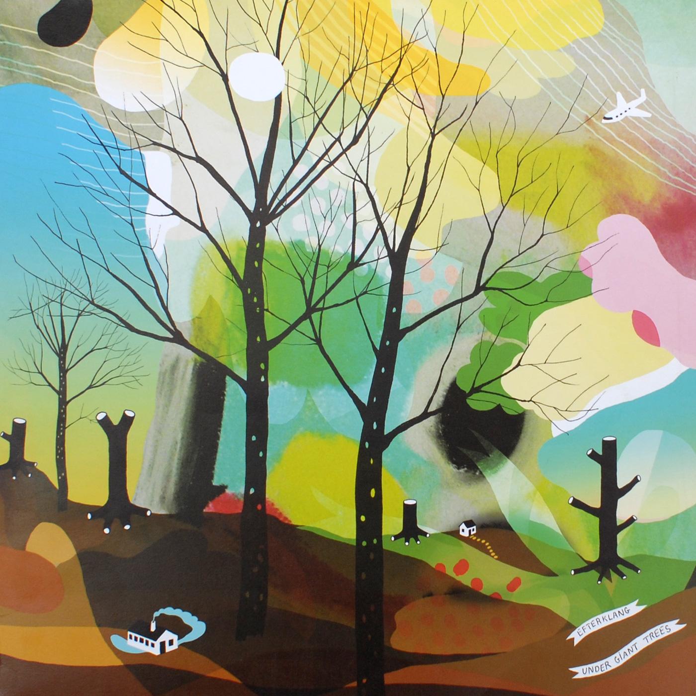 Under Giant Trees - 2007 - Efterklang(Mini-album)