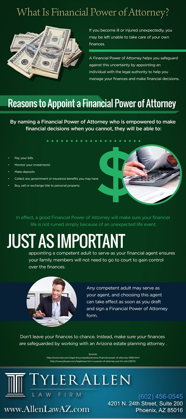 What is Financial Power of Attorney