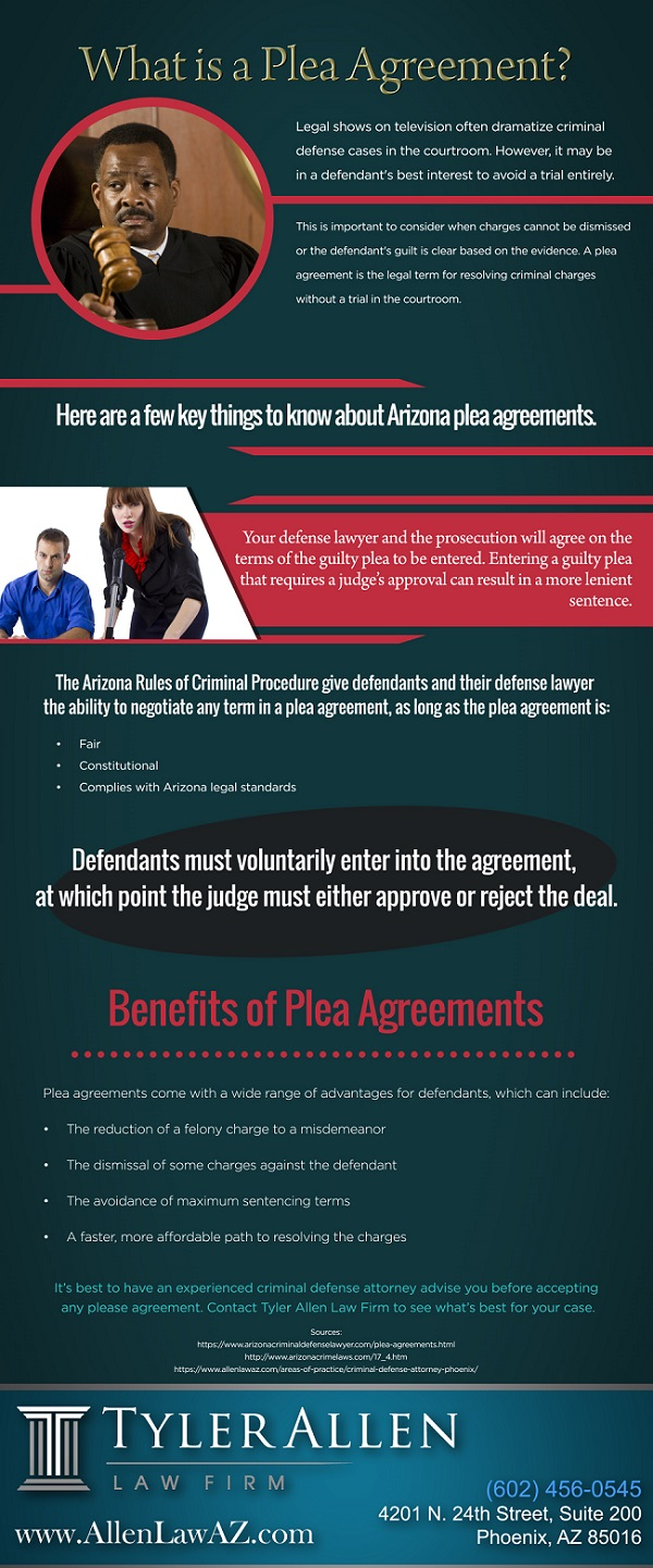 What Is a Plea Agreement
