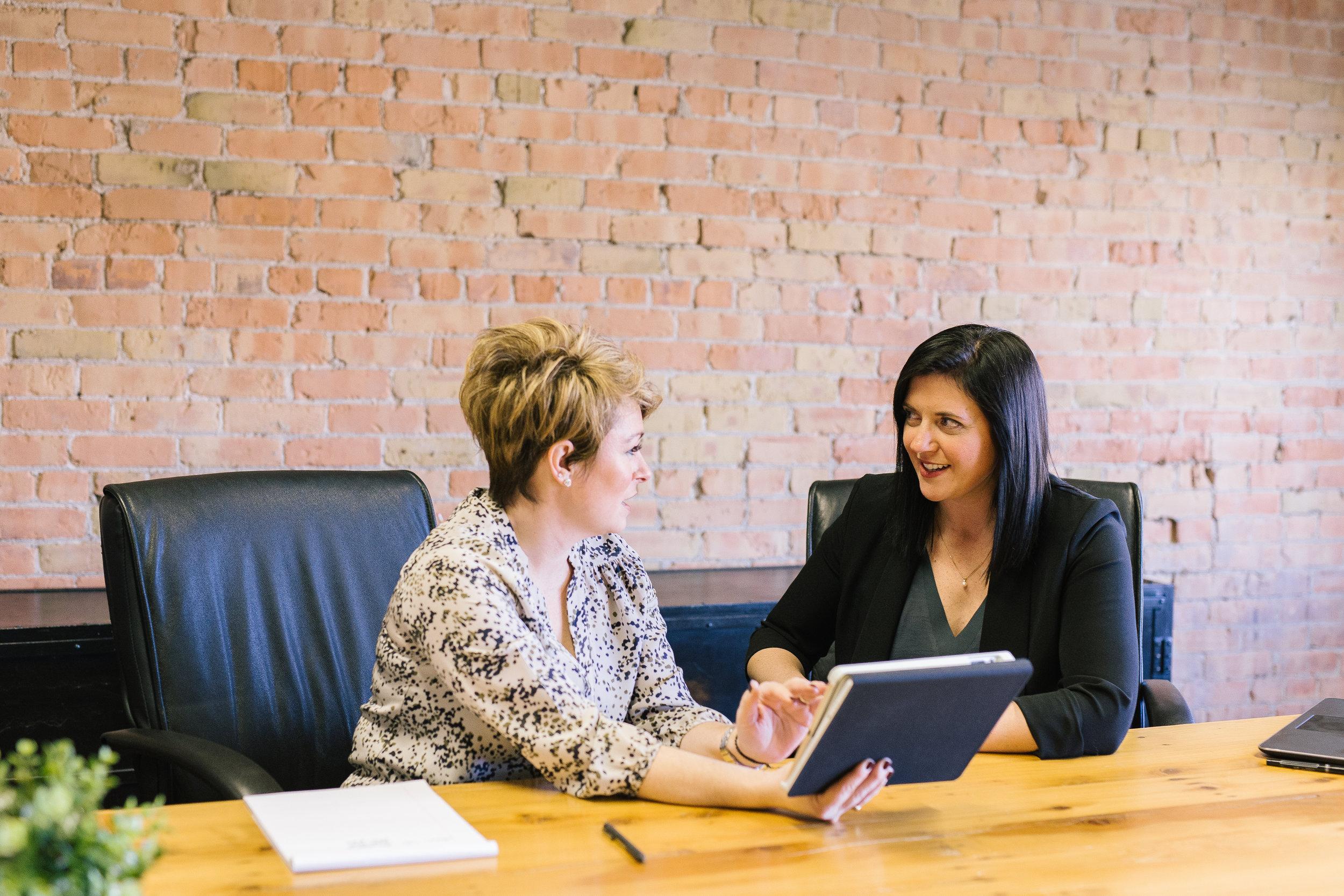 Employment Consultation