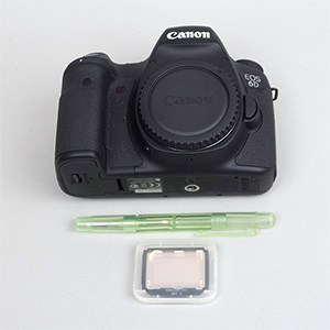 EOS6TD1 package set includes EOS6T and LPS-D1-EOSF