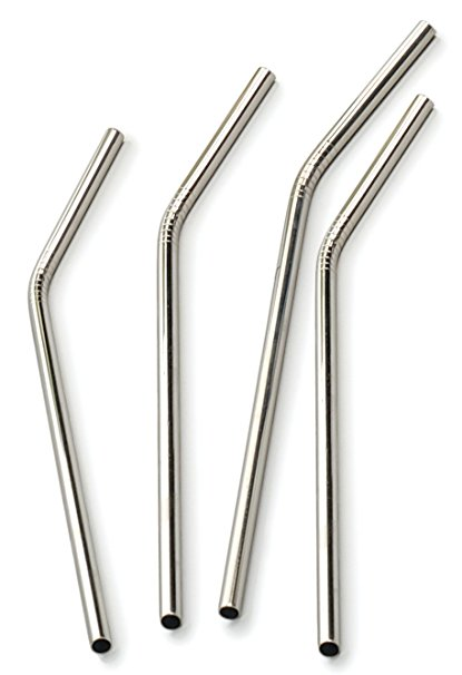 metal straws - We've all seen those really devesating videos of sea turtles that have straws up their nose, right? And we all thought that 'that's terrible!' but how many of us actually changed our ways because of that?And now when plastic straws aren't made anymore, it's wise to invest in some metal straws!And it's understandable if you have any disabilities that you get an alternative that suits you.
