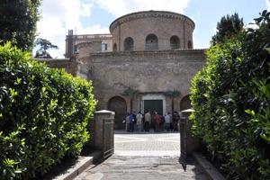 Mausoleum ad nostram aetatem eo pervenit integrum, quod circa tertium decimum saeculum conversum est in ecclesiam.