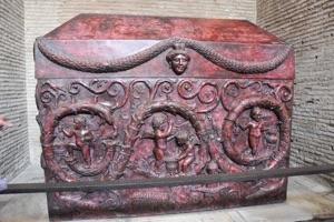 Exemplar Constantinae sarcophagi.