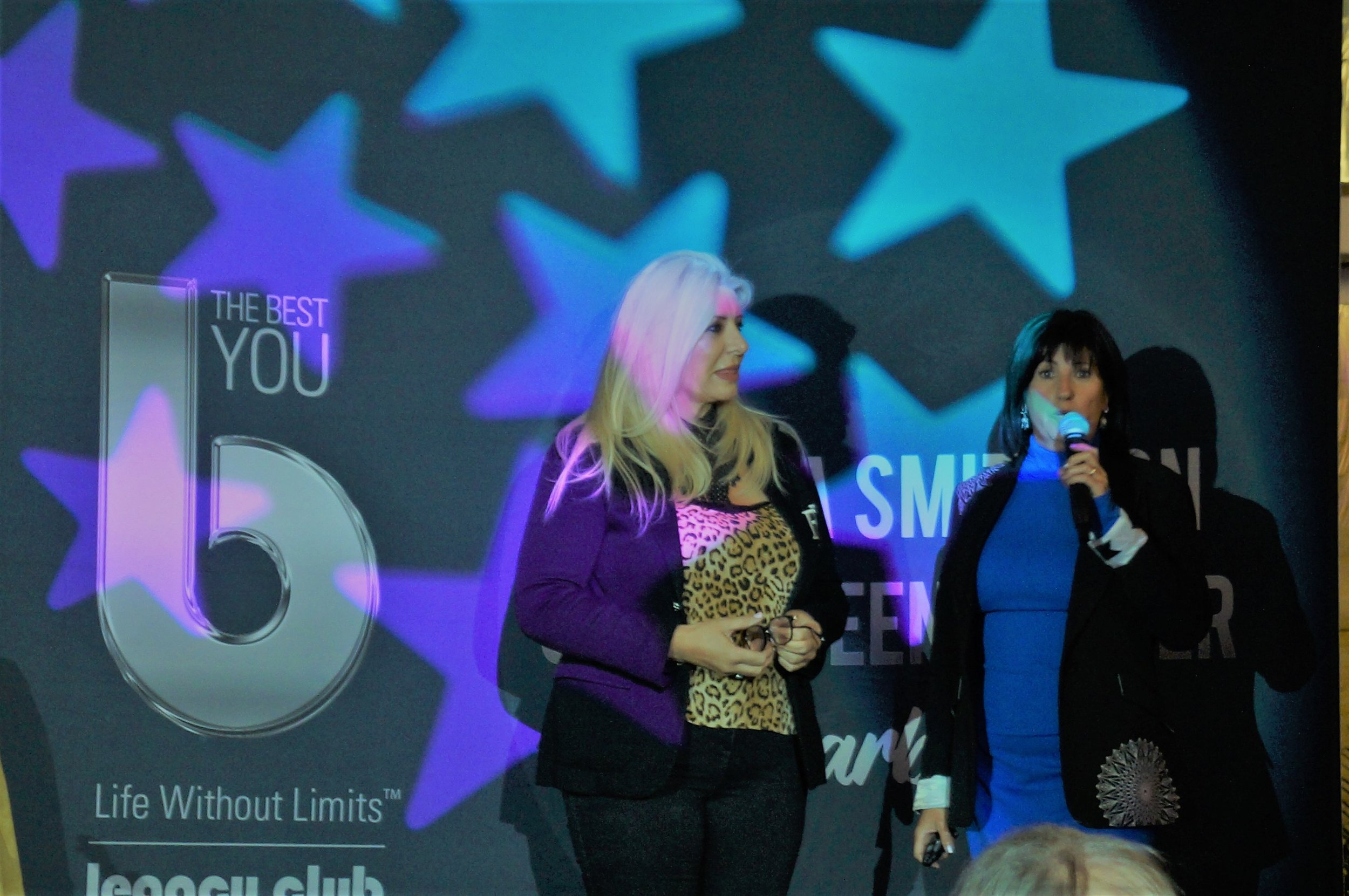 Kathleen and Glenda officially launching The Best You Legacy Club Marbella