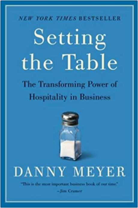Screenshot_2018-11-30 Setting the Table The Transforming Power of Hospitality in Business Danny Meyer 8601400292884 Amazon [...].png