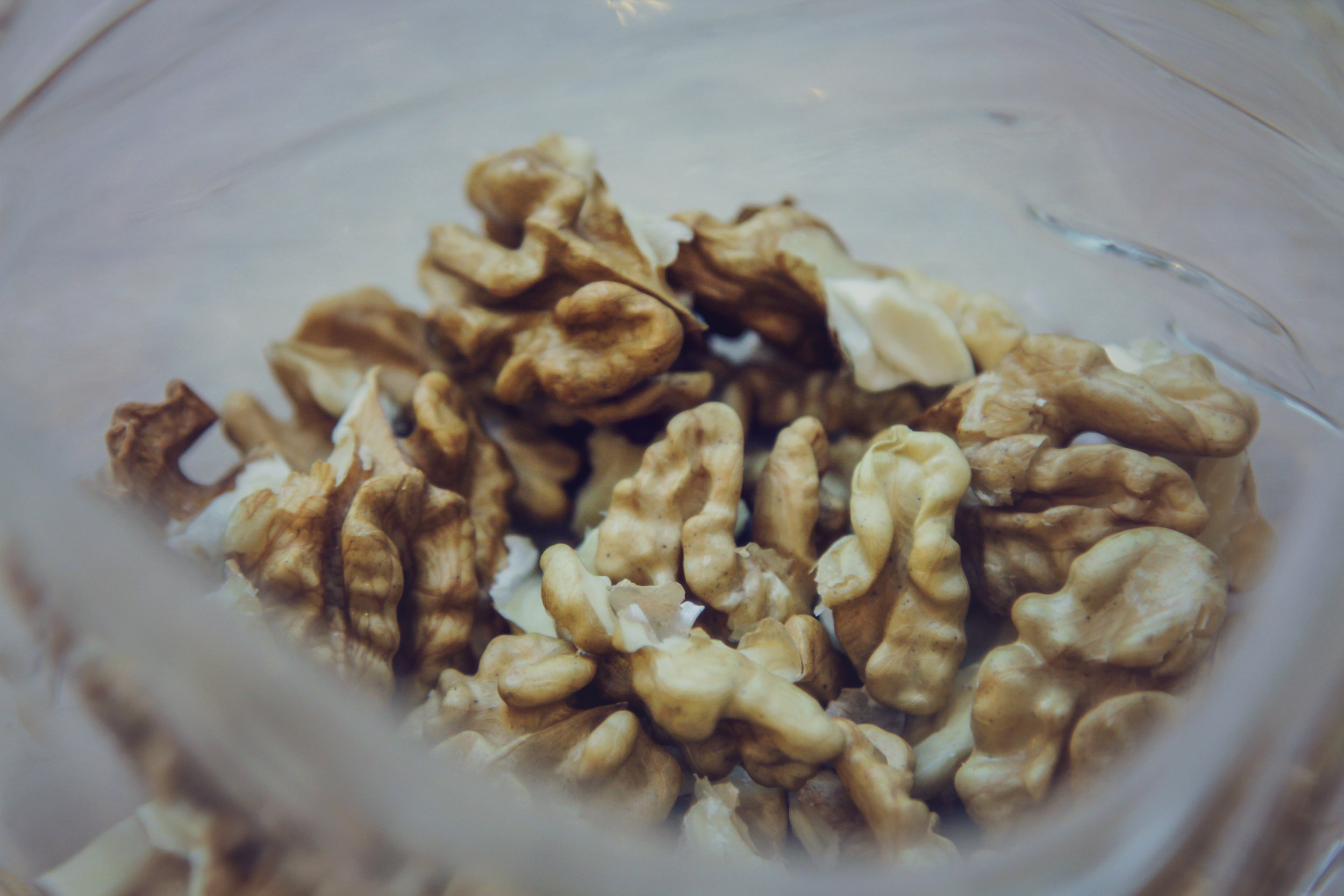 Did you know? Walnuts are the Only Nut With Omega-3 Fats -