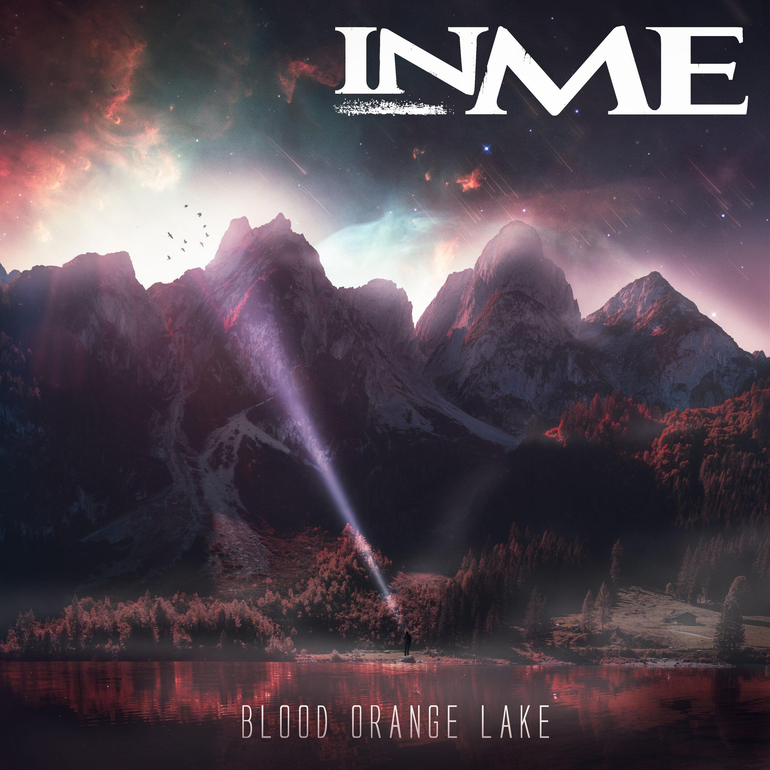 Blood Orange Lake - Artwork ©Tom Dalton