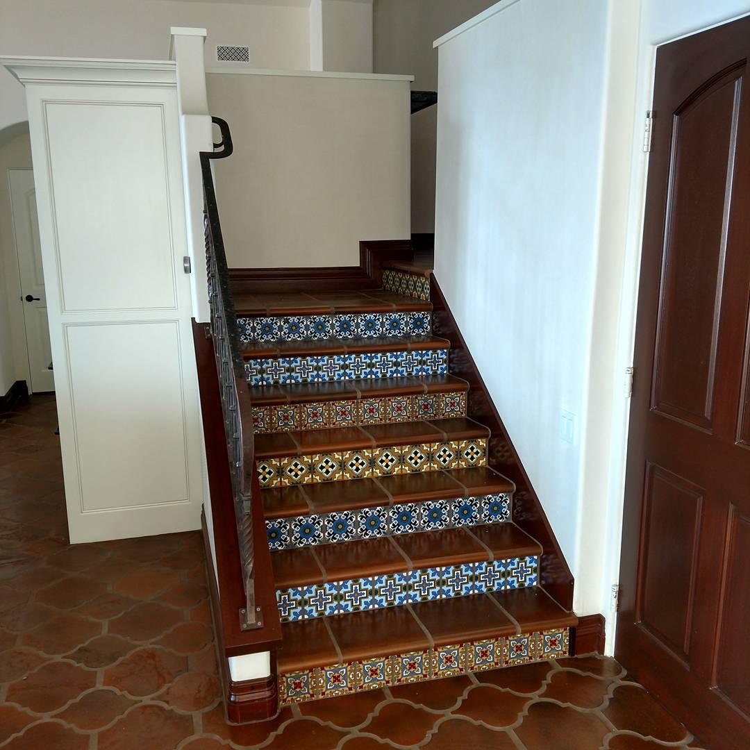 arto brick deco tile stairs