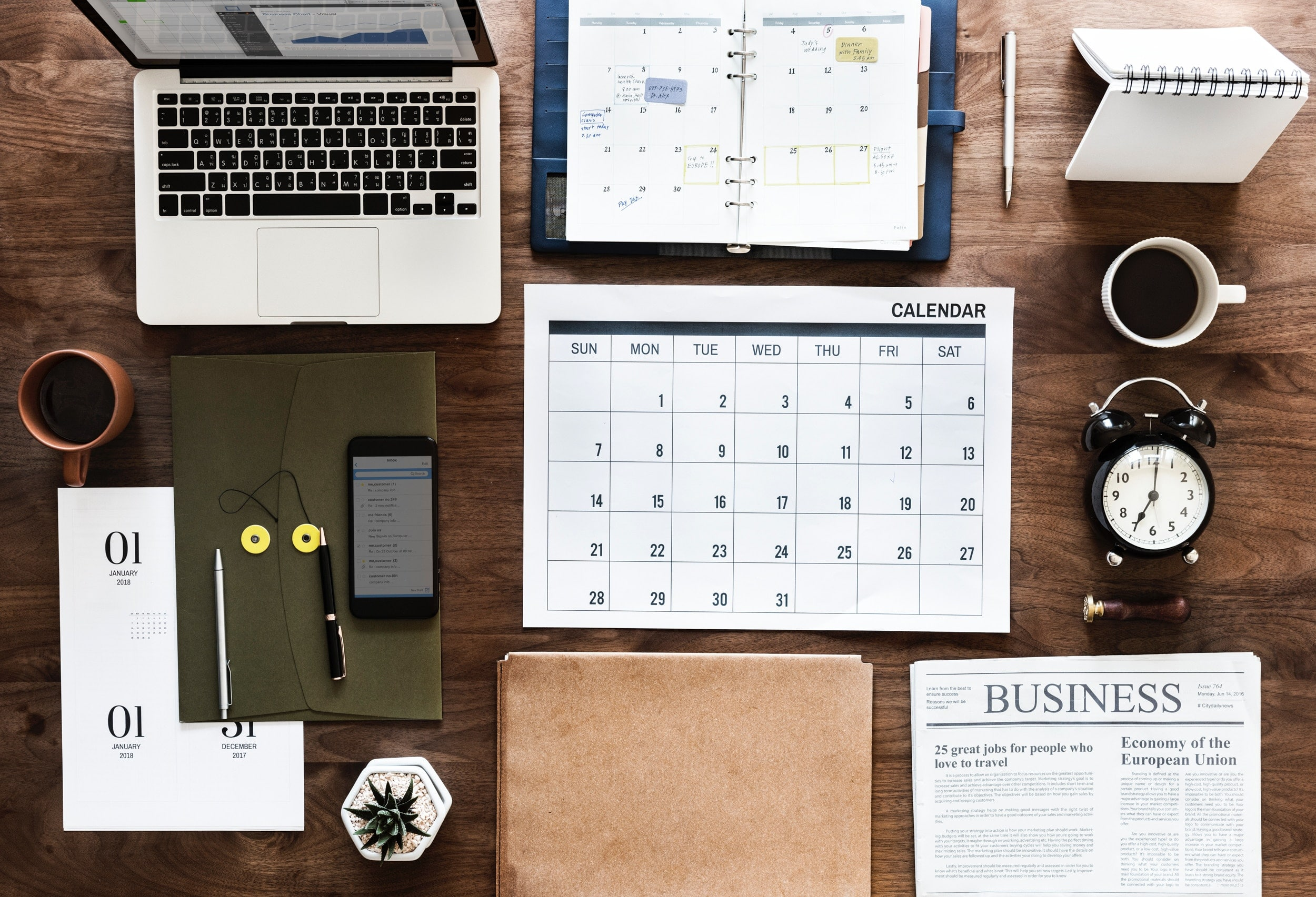 You need a productive organization.   Upgrade Your Business Formula.