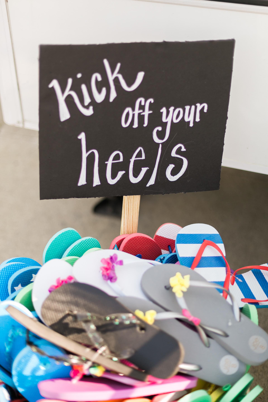 Kick of your heels