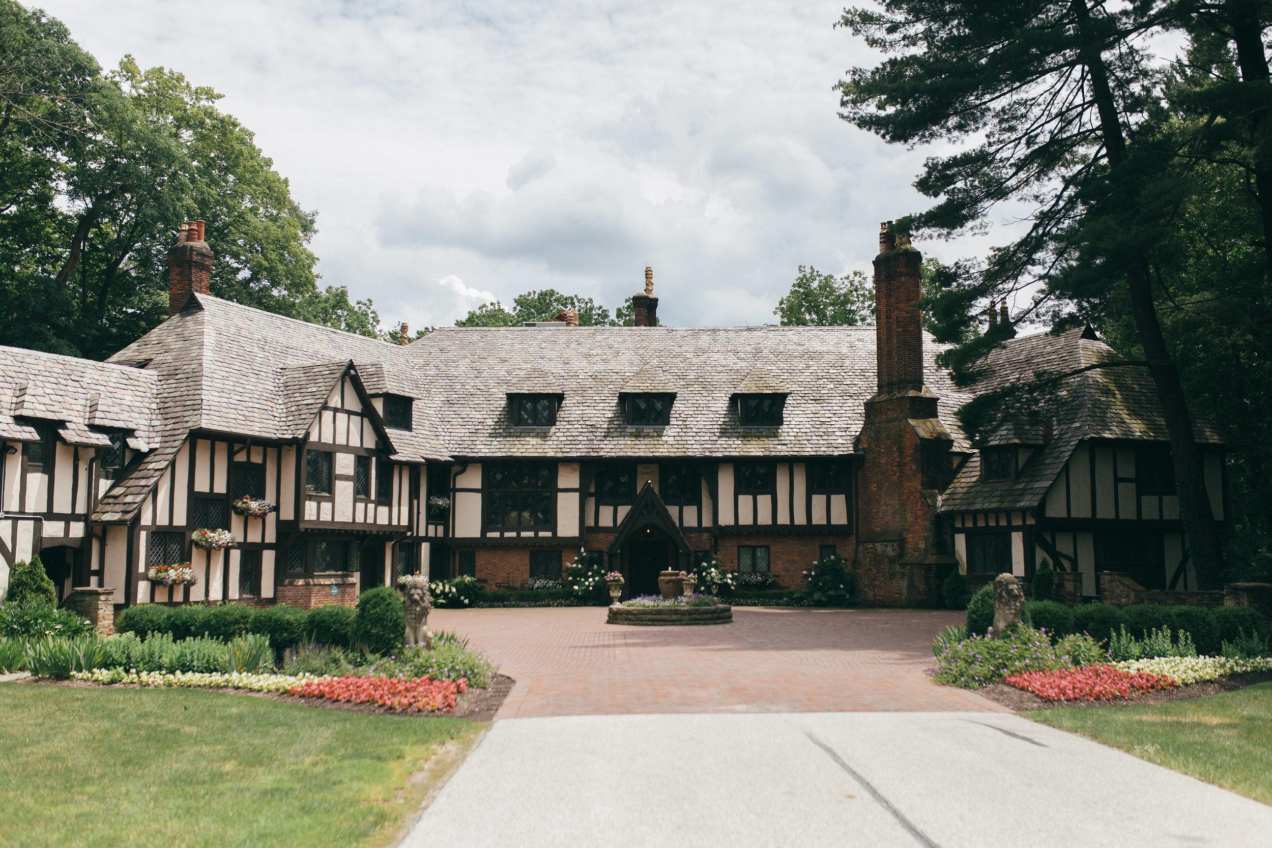 The Club at Hillbrook wedding venue