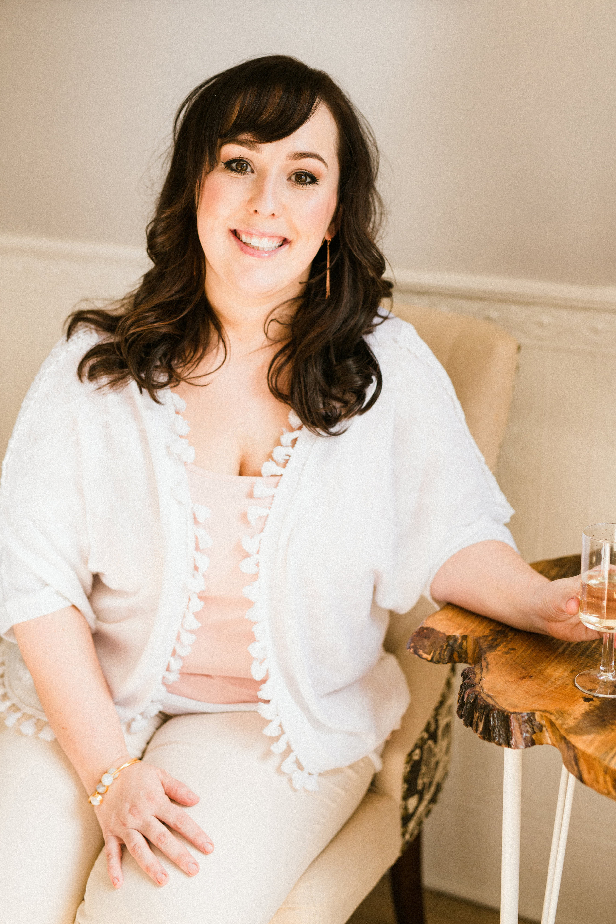 Melissa Kress - Event PlannerIt was the details that mattered most for Melissa Kress when gearing up for her 2015 wedding. In Melanie, she found her day-of event coordinator and also a friend.