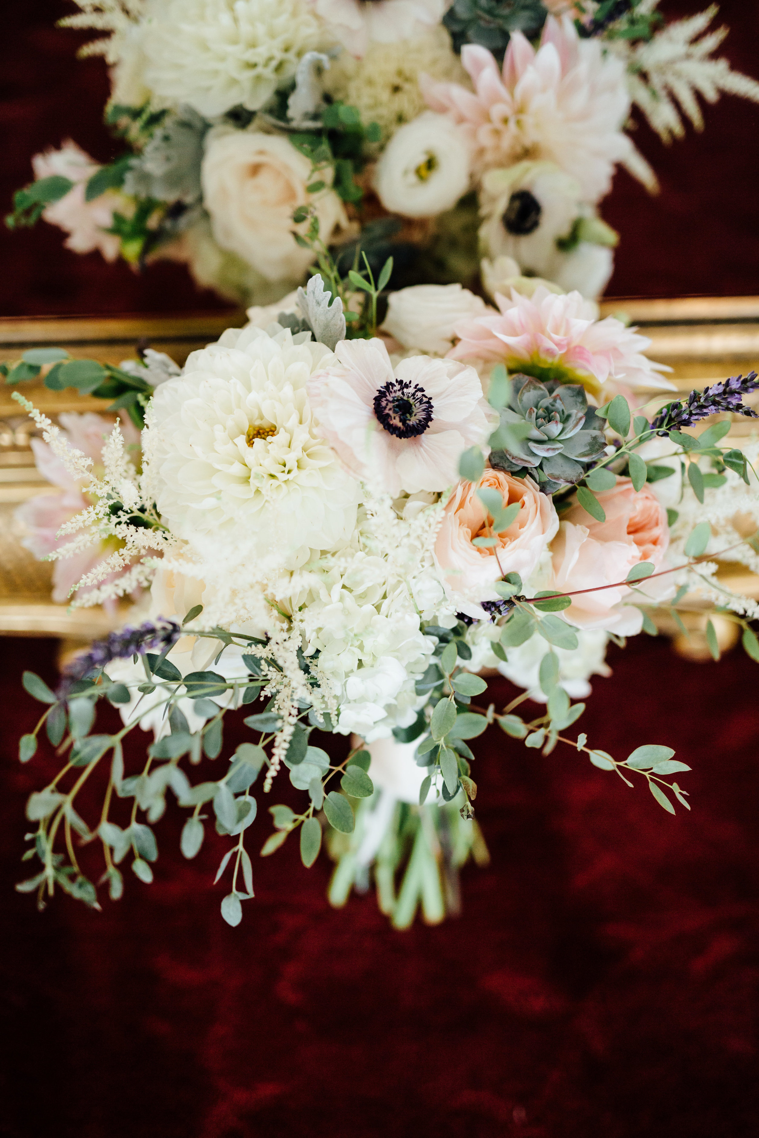 White Oak - Full wedding planning and design
