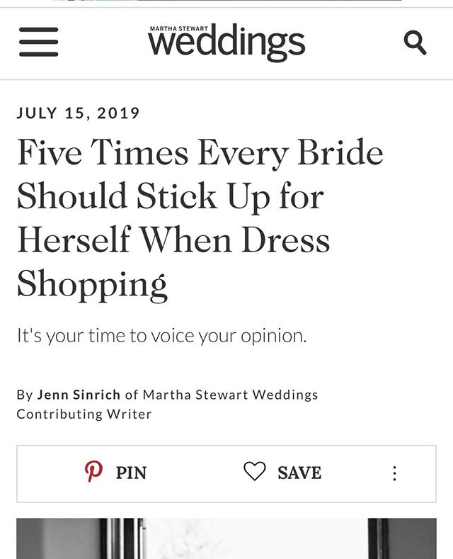 Are you about to embark on your very own dress journey for the big day?👰💕We have some advice! We are so happy and honored to be featured again in a story for @martha_weddings, thanks to @jennsinrich for including our insight! Check out the full article at the link in our bio! ⁠ .⁠ .⁠ .⁠ .⁠ .⁠ #ClevelandWedding #Cleveland #CleWedding #ClevlandWeddingPlanner #AkronWedding #AkronWeddingPlanner #AkronBride #OhioWedding #OhioBride #OhioWeddingPlanner #weddingplanner #bridetobe #weddinginspo #weddinginspiration #beinspired #fallinlove #ecofriendlywedding #weddingideas #earthfriendly #sustainability #ecofriendlybrides #weddingdesign #ido #marthastewartweddings #vlistmember #bestofweddings2019 #oakandhoneyevents #oakandhoneyeventplanningco