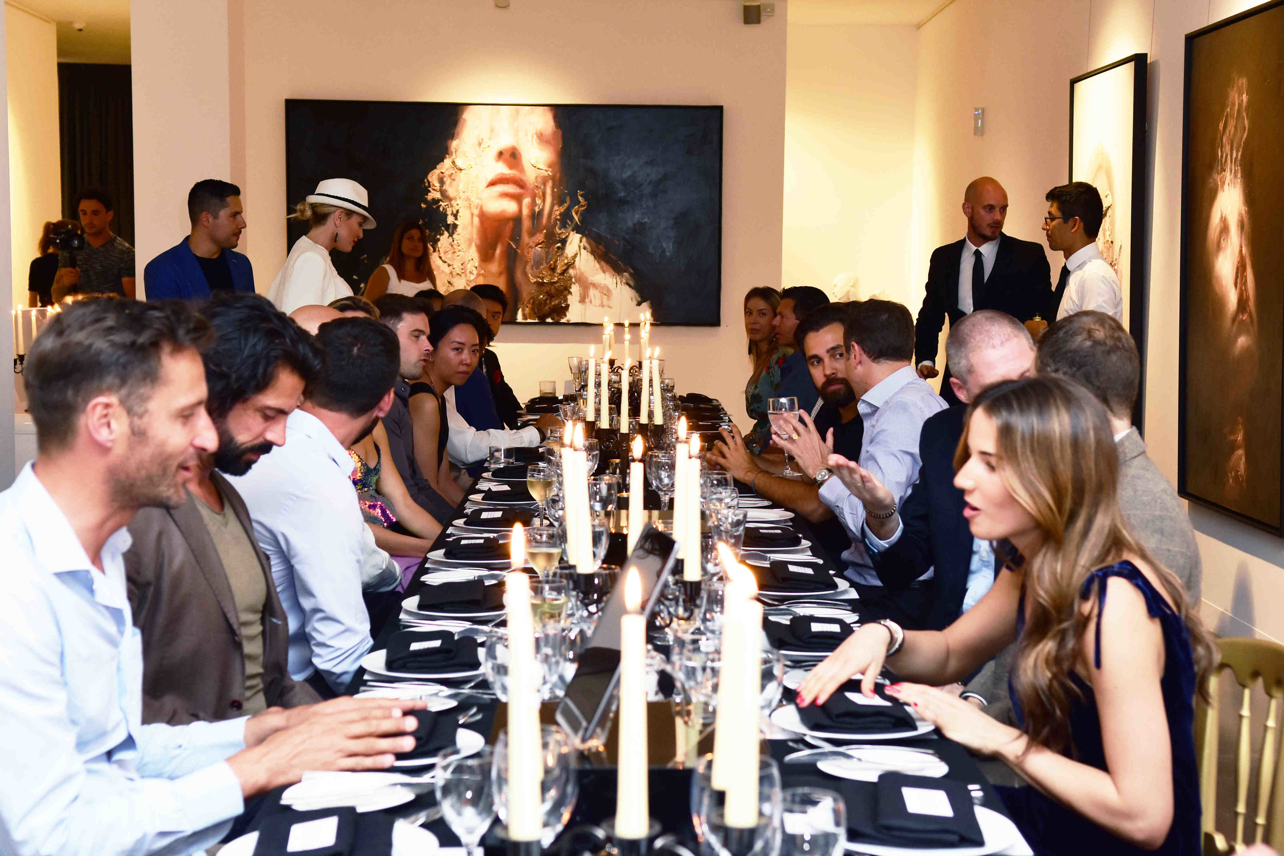 Anne Marie JD Malat dinner party © Joe Alvarez 18215.JPG
