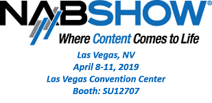 Booth: South Upper Hall, SU12707 Free Visitor Pass code: LV5742