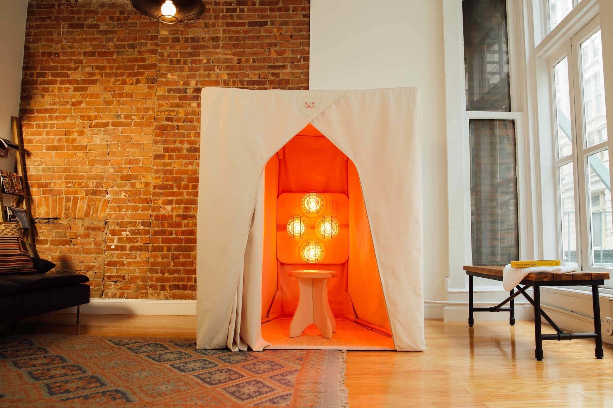 SaunaSpace - My favorite sauna for gentle, effective detoxification