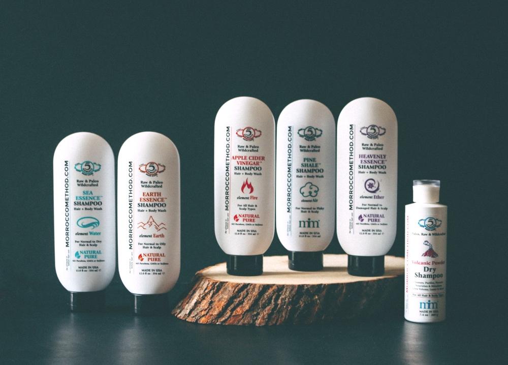 Morrocco Method - Natural, raw, vegan, paleo, gluten-free hair care