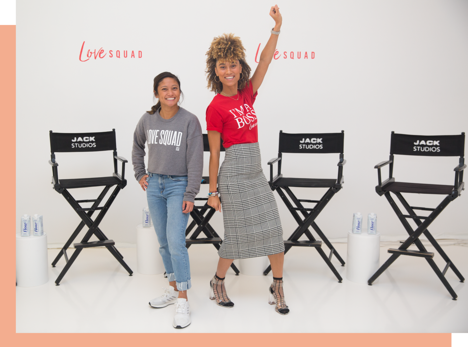 empowering you through conversations that educate and motivate. - Love Squad is an inclusive community using empowerment to champion diversity and inform through panel discussions and experiences to motivate our community to lead healthy lives and unleash their power.