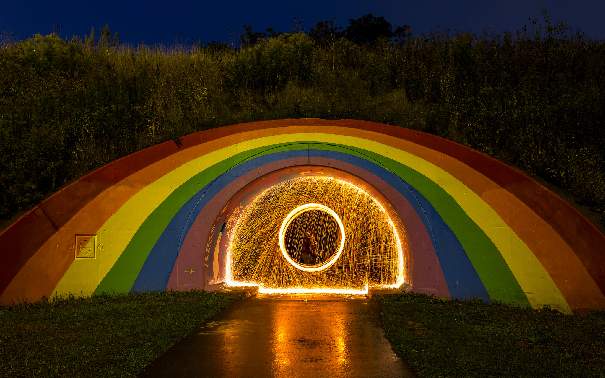 Berg Johnson's Rainbow