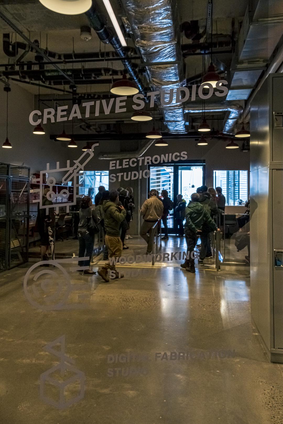 Doors Open - Artscape Daniels Launchpad