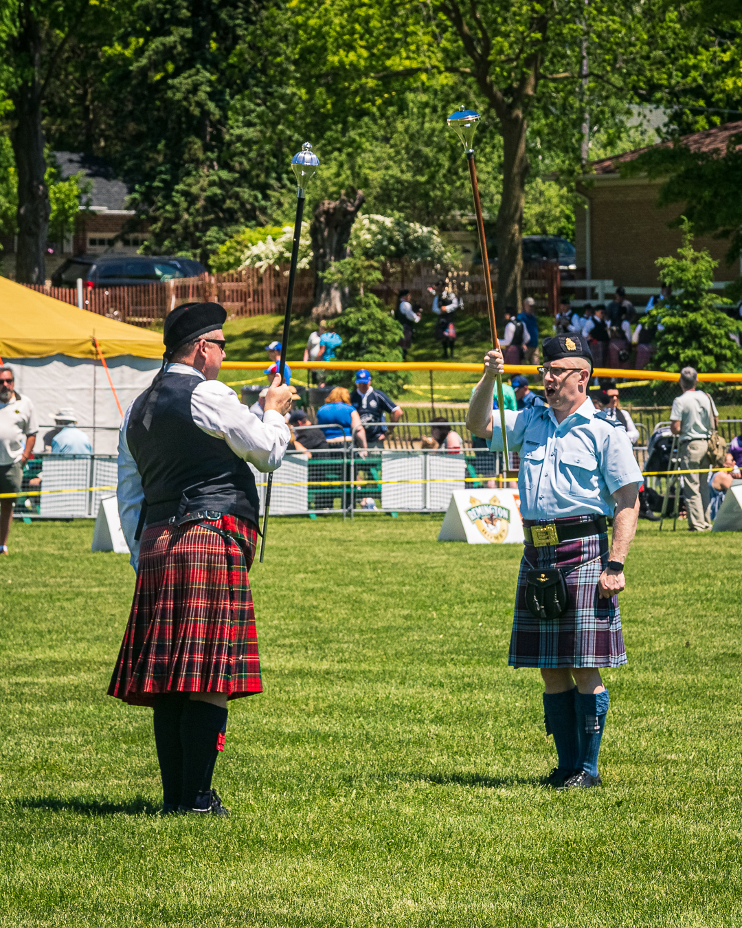 Georgetown Highland Games - Band Competitions