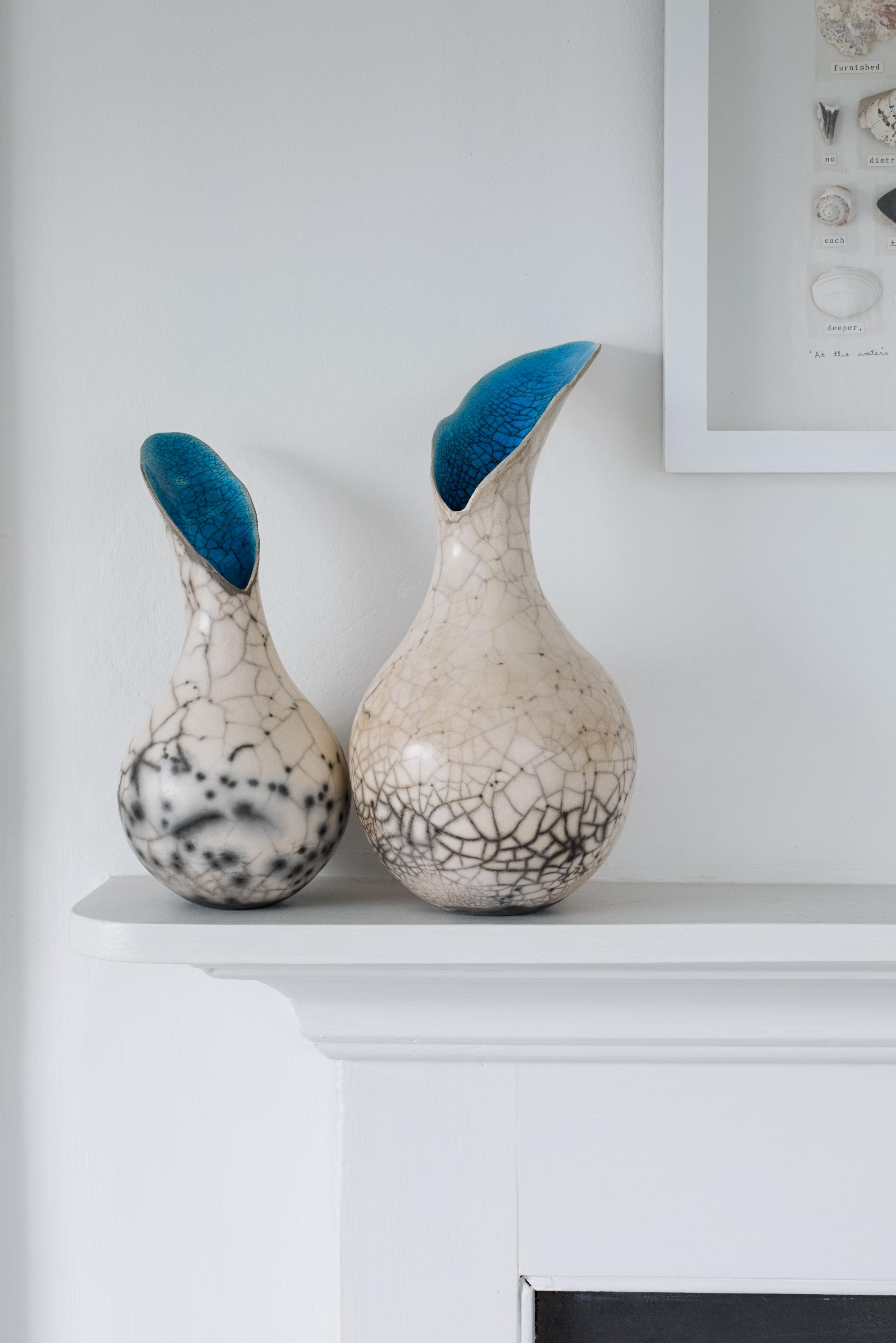 Fluted Landscape Pots on mantlepiece.jpg