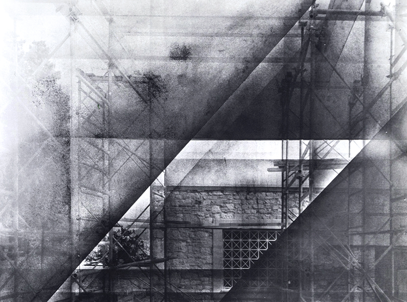 detail of ' Scaffold'