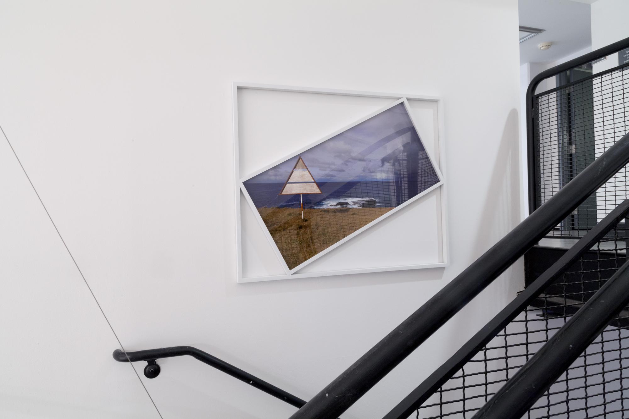 Installation shot of  Viewfinder