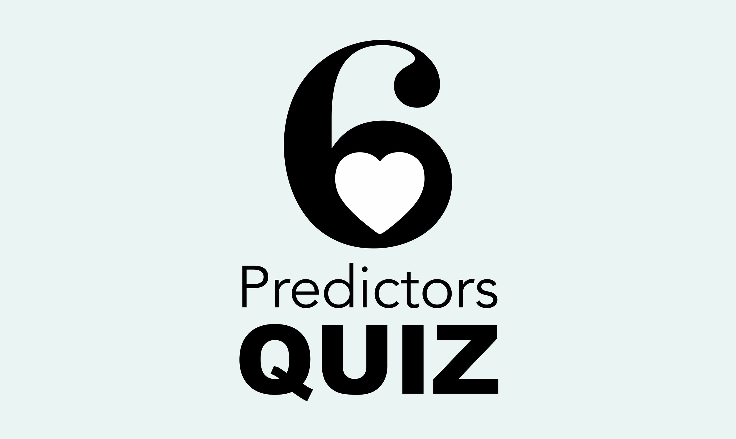 "Coaching Quiz - We've created a 6 Predictor Quiz based on our best selling book ""Matchmaker's Secrets, The Six Predictors of Dating Success"". Take the Quiz and see your chances of finding love."