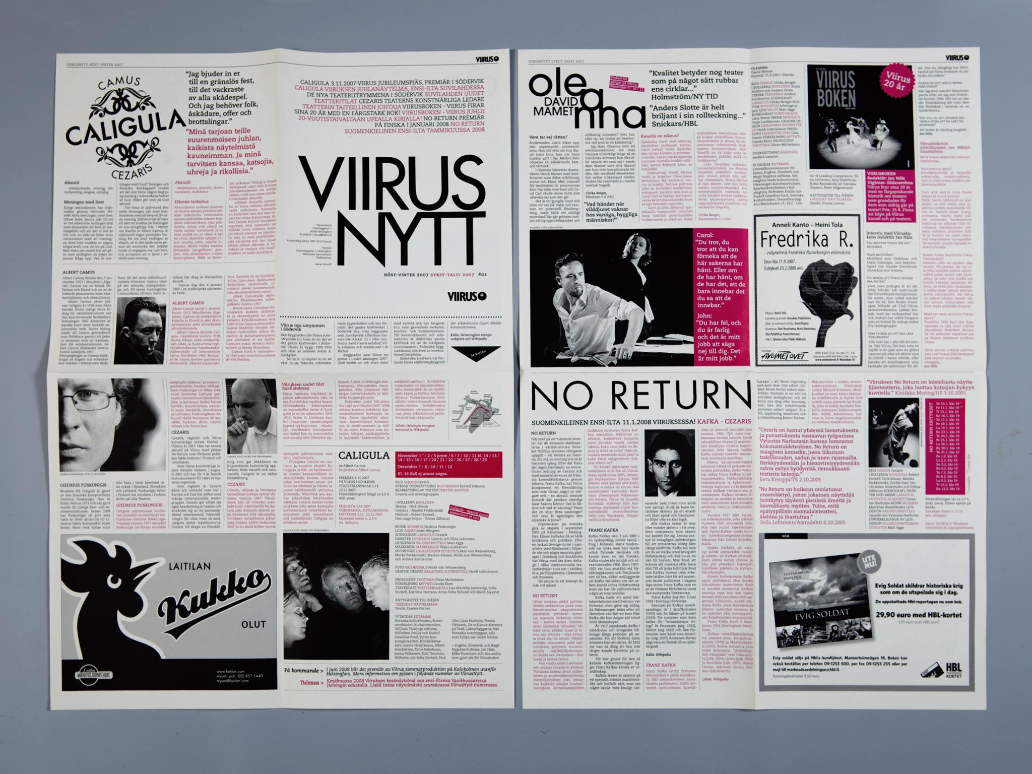 Viirus – ViirusNytt