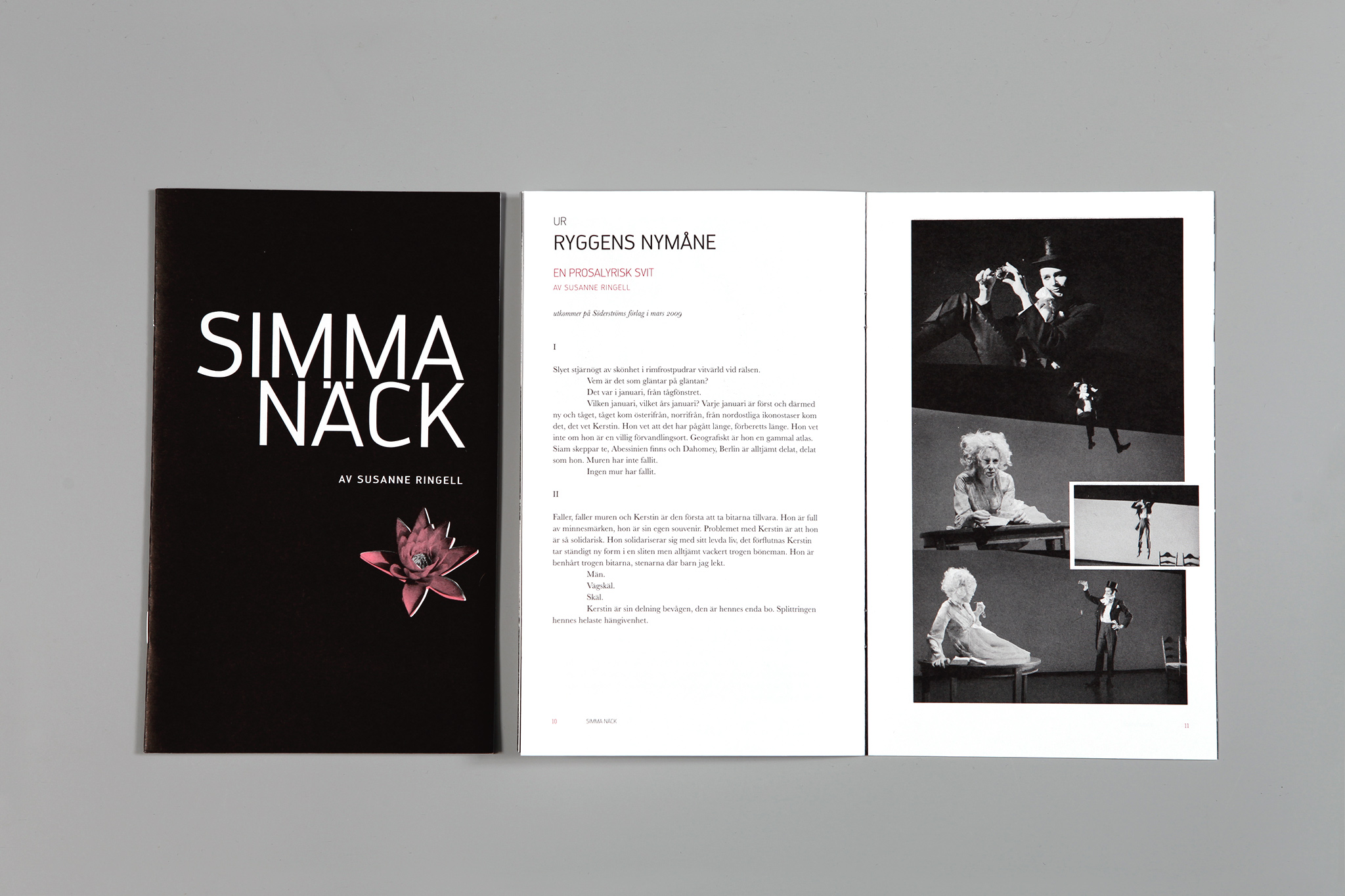 Klockriketeatern – Simma Näck