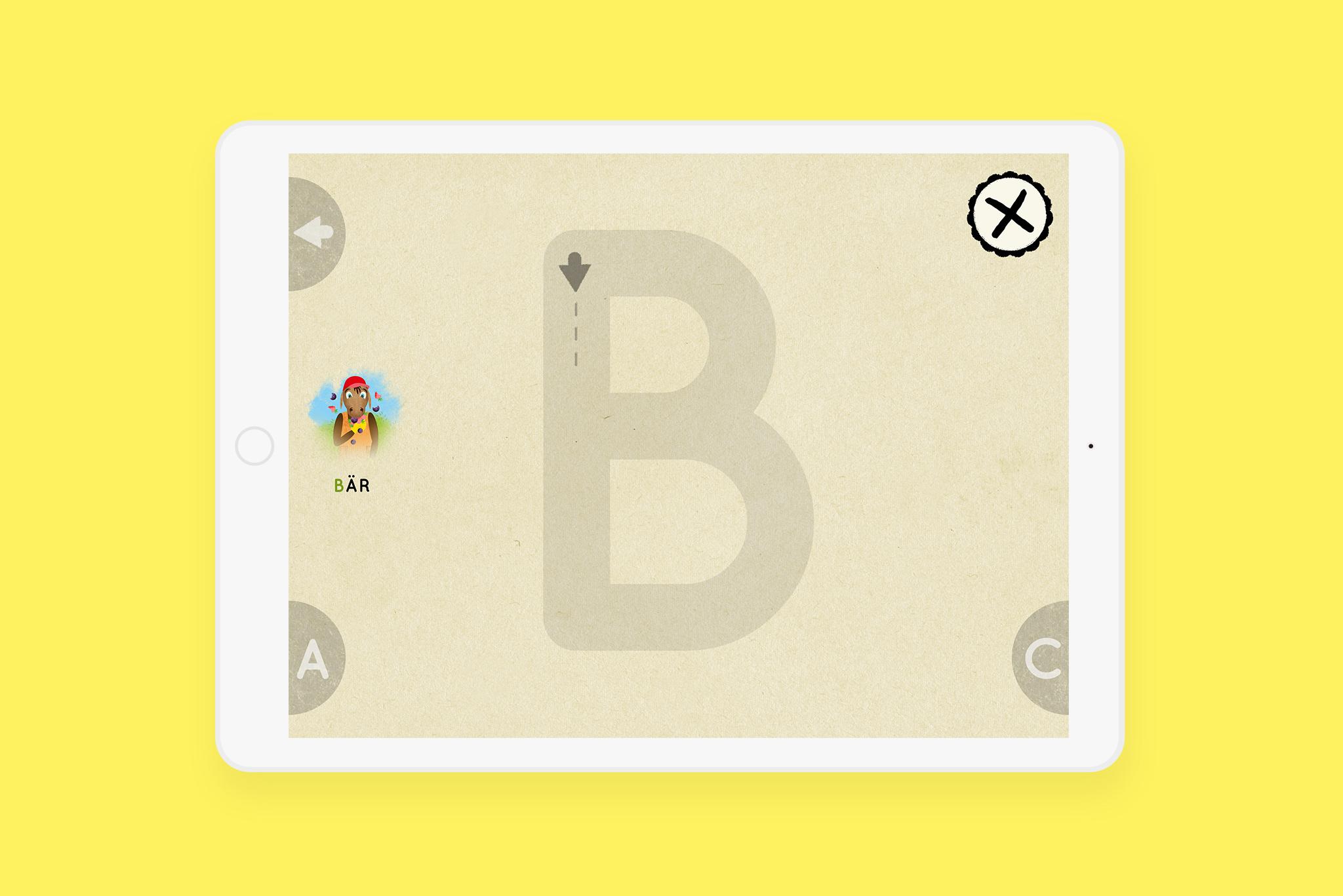Buu-klubben app — Heidi Gabrielsson