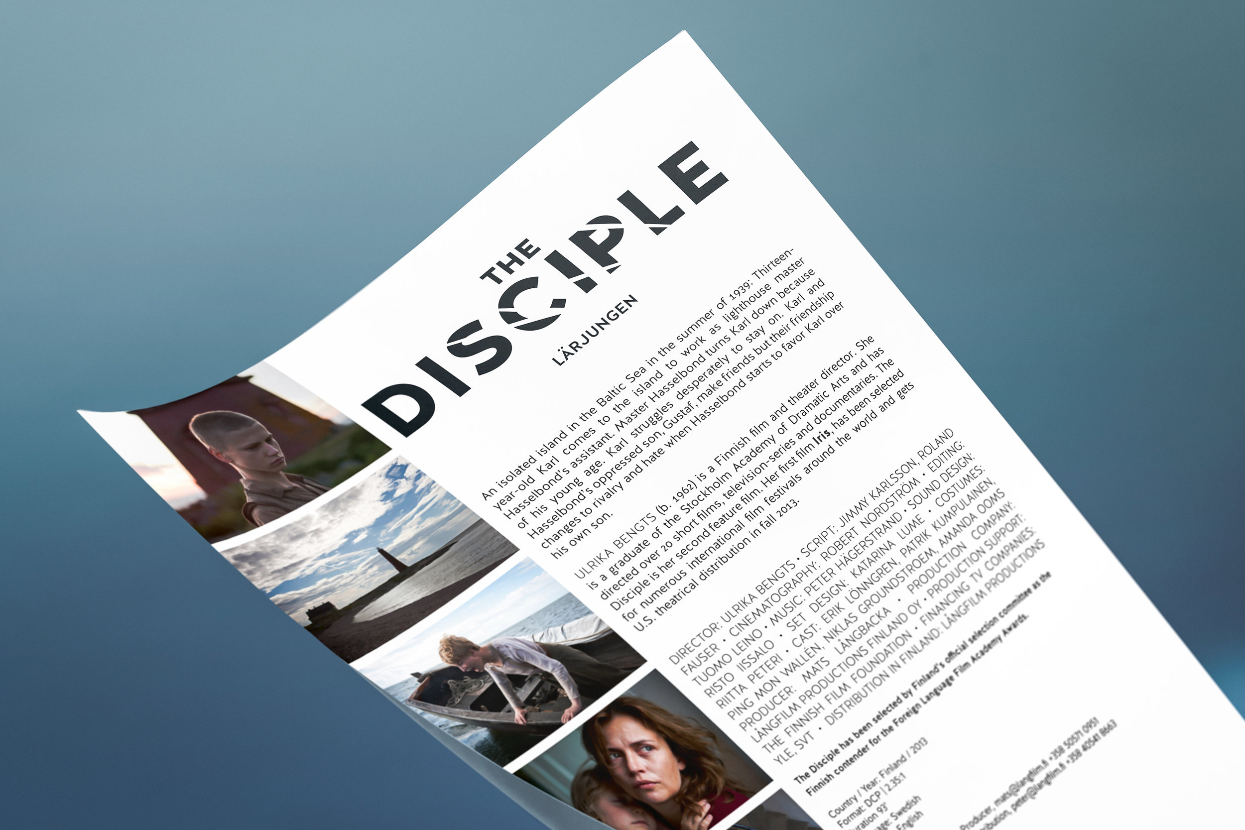 The Disciple — Heidi Gabrielsson